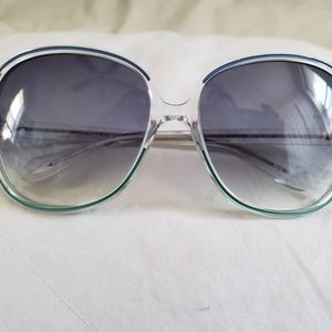 Oliver Peoples Sabina cry/np blue gradient sunglas